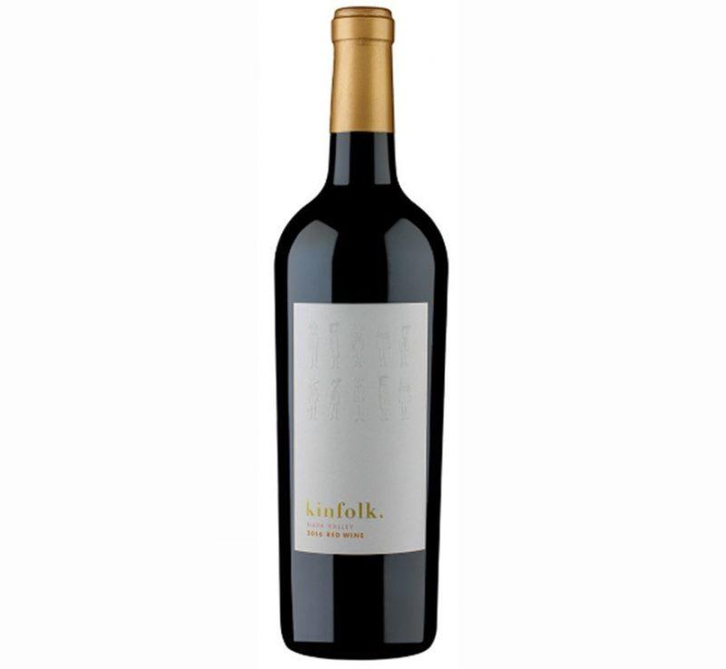 Kinfolk Red Wine 2016 | Britt Nichols