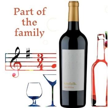 Kinfolk Red Wine 2016