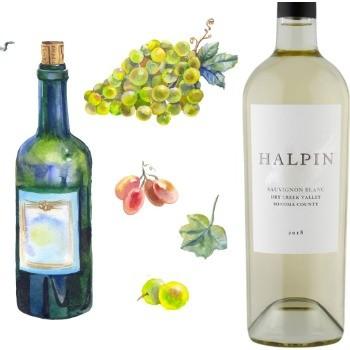 Halpin Sauvignon Blanc 2018