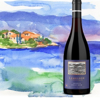Lemelson Vineyards Cuvée X Pinot Noir 2016