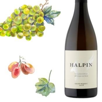 Halpin Grand Reserve Chardonnay 2018