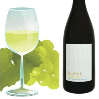 Kinfolk Sauvignon Blanc 2018