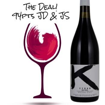 K Vintners The Deal Sundance Vineyard Syrah 2016