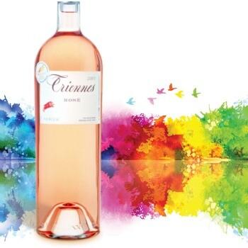 Triennes Rosé 2019