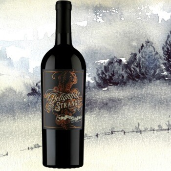 Delightful and Strange Red Wine 2017